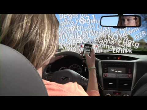 Bad Texting & Driving
