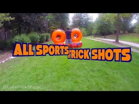 Lyks | All Sports Trick Shots Part 2
