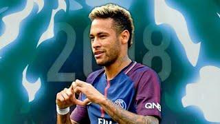Neymar Jr 2018 • Ignoring my Heart • Crazy Skills & Goals   HD