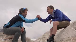 echtweißblau-Tour Gipfeltalk