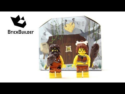 Vidéo LEGO Objets divers 5004936 : Ensemble de la grotte emblématique LEGO
