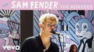 Sam Fender   The Borders (Live) | Vevo LIFT