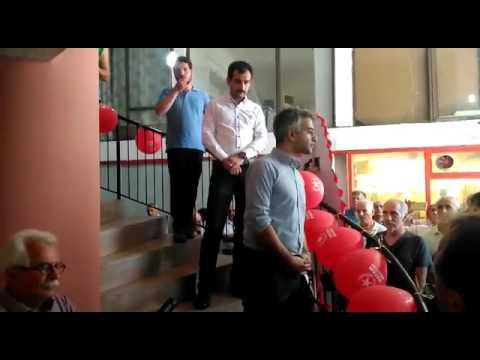 Vatan Partisi Antalya İl Başkanlığı yeni yerinde