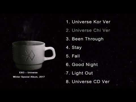 [Full Album] EXO - Universe Winter Special Album, 2017