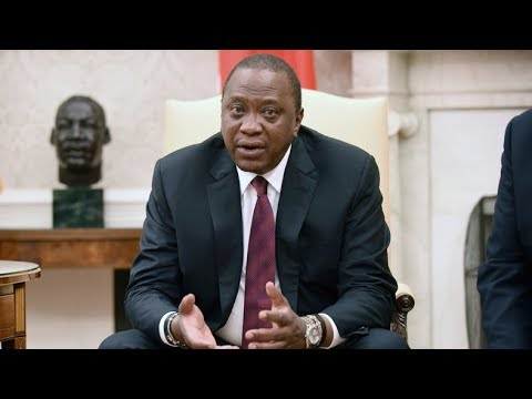 President Uhuru Kenyatta hosts Jubilee MCA's at State House to discuss Nairobi Changes