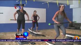 Boutiqe Gym Tren Baru Di Amerika  NET5