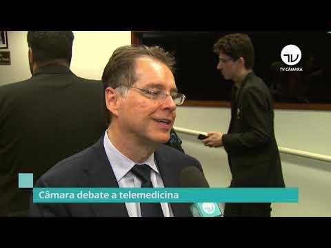 Câmara debate telemedicina e outras inovações em saúde - 02/12/19