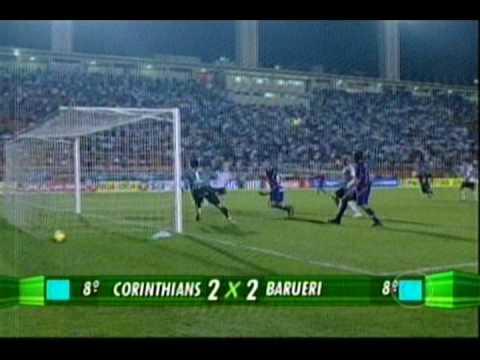 Paulista 2009 - Corinthians 2 x 2 Barueri