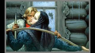 Былинно - мифологические картины Константина Васильева (1942-1976)
