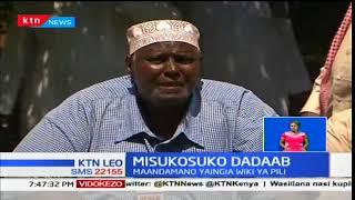 Maandamano Dadaab yaingia wiki ya pili
