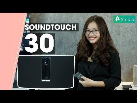 Đánh giá Bose SoundTouch 30 - Âm thanh giải trí hoàn hảo cho gia đình