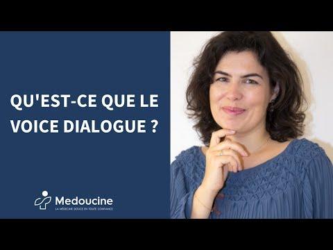 Qu'est-ce que le VOICE DIALOGUE ?