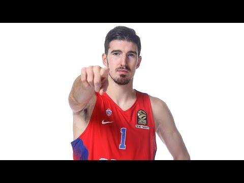 Regular Season Round 25 MVP: Nando De Colo, CSKA Moscow