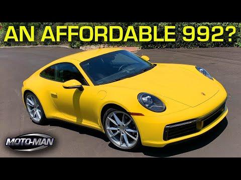2020 Porsche 911 Carrera: More than just the cheapest Porsche 992!