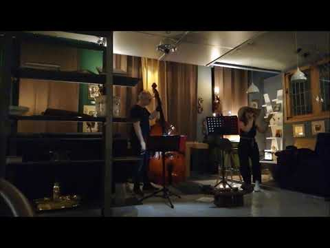 Bassavoce duo (Contrab-basso + Voce) Bass And Vocal Jazz Cover!!! Modena Musiqua