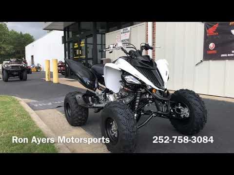 2020 Yamaha Raptor 700 in Greenville, North Carolina - Video 1