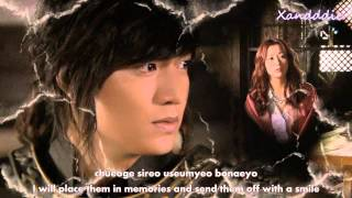 Faith ~ Because My Steps Are Slow(eng/rom Sub)