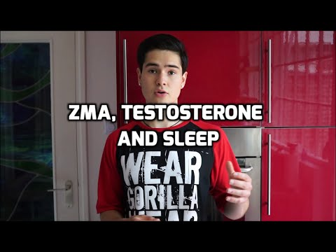 Video ZMA and Testosterone (The TRUTH) | ZMA and Sleep/Dreams