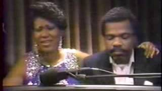 O Holy Night-Aretha Franklin & Billy Preston