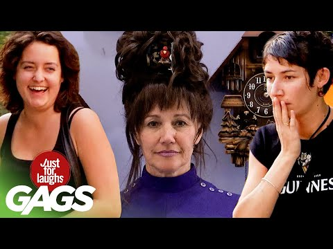 Just For Laughs: The Best of Hair Pranks