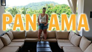 Panama Went Like This...