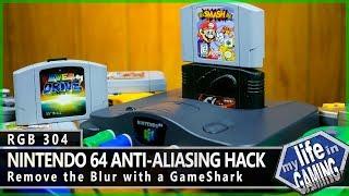 RGB304 :: N64 Anti-Aliasing Hack