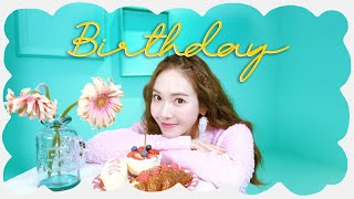 Jessica - BIRTHDAY Cover