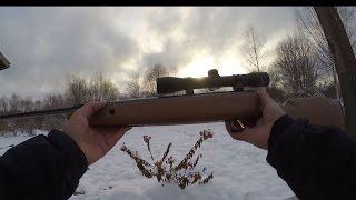 Обзор винтовки crosman optimus r8-c01k77x. Выбор пневматики для новичка.