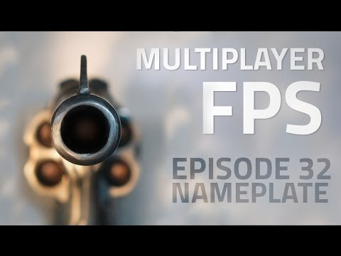 Making a Multiplayer FPS in Unity (E32. Nameplates) – uNet Tutorial examples