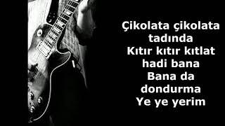 Ismail Yk   Çikolatam(Karaoke,Lyrics)