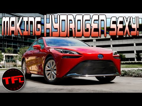 External Review Video QDis9x3CmEI for Toyota Mirai Hydrogen Fuel-Cell Sedan (2nd-gen, FCB130)