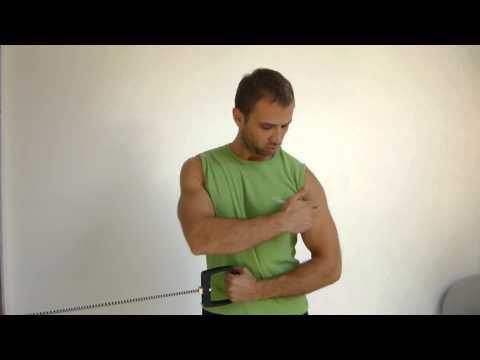 Как укрепить плечевые суставы