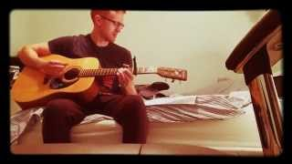 """Ryan Adams """"Bad Blood"""" Taylor Swift acoustic cover from """"1989"""""""