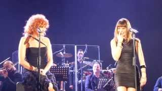 Fiorella Mannoia & Alessandra Amoroso   La Sera Dei Miracoli Live@Auditorium Parco Della Musica Roma