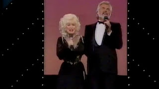 Dolly Parton & Kenny Roger  - I land  In The Stream
