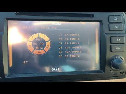 DYNAVIN e46 BMW screen failure - смотреть онлайн на Hah Life