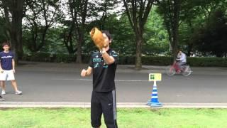 野球・ソフトボールを東京オリンピックの正式種目に! 東海大学スポーツ社会貢献プロジェクトver #キャッチボール