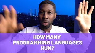 how many programming languages should i learn