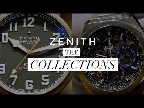 Which Zenith watch collection suits you?