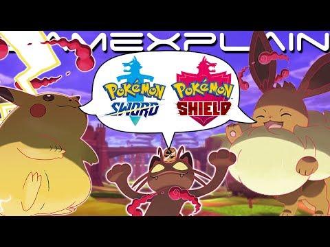 The Return of Chunky Pikachu! Pokémon Sword & Shield Gigantamax DISCUSSION