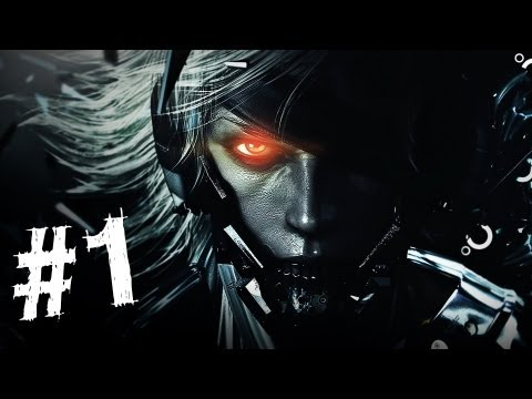 Gameplay de Metal Gear Rising: Revengeance