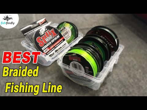 Best Braided Fishing Line 2019 – Buyer's Guide and Reviews