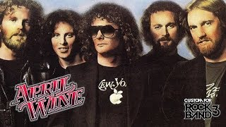 "April Wine ""Rock 'n' Roll is a Vicious Game"""