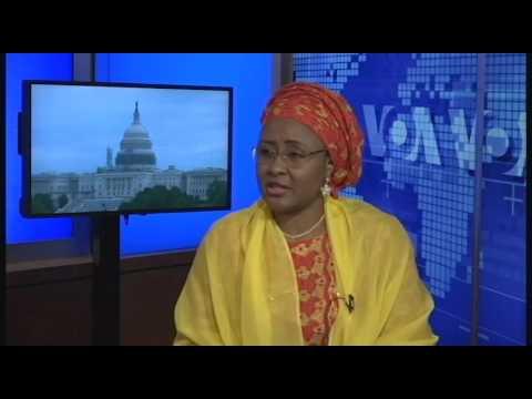 Aisha Buhari, First Lady of Nigeria