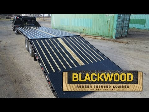 2020 PJ Trailers Flatdeck with Hydraulic Dove (FY) 32 ft. in Hillsboro, Wisconsin - Video 2