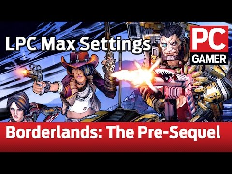 Gameplay de Borderlands: The Pre-Sequel!