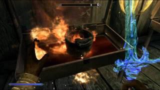 Skyrim - Daedra Magic