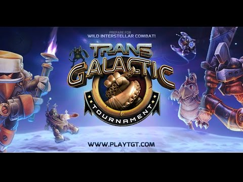 Trans-Galactic Tournament - Gameplay Trailer thumbnail