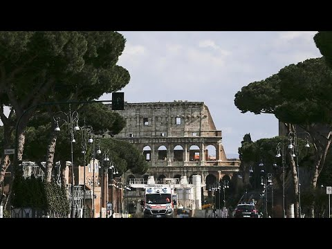 Ιταλία – COVID-19: 727 νεκροί σε 24 ώρες – 4.782 νέα κρούσματα