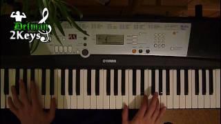 K.I.Z.   So Alt   Piano Tutorial